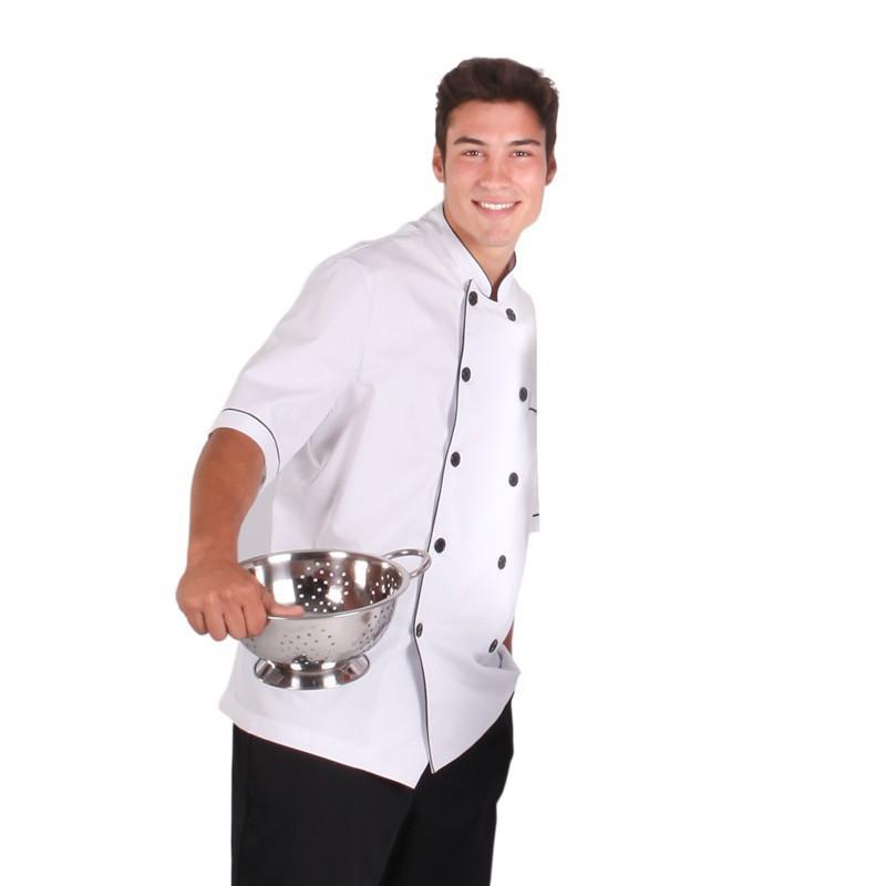 Chaquetilla cocina con vivo 914