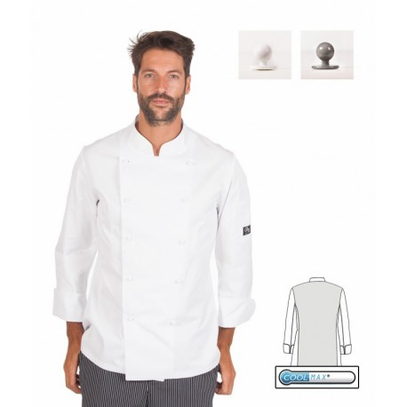 Chaqueta de cocina CoolMax 9331