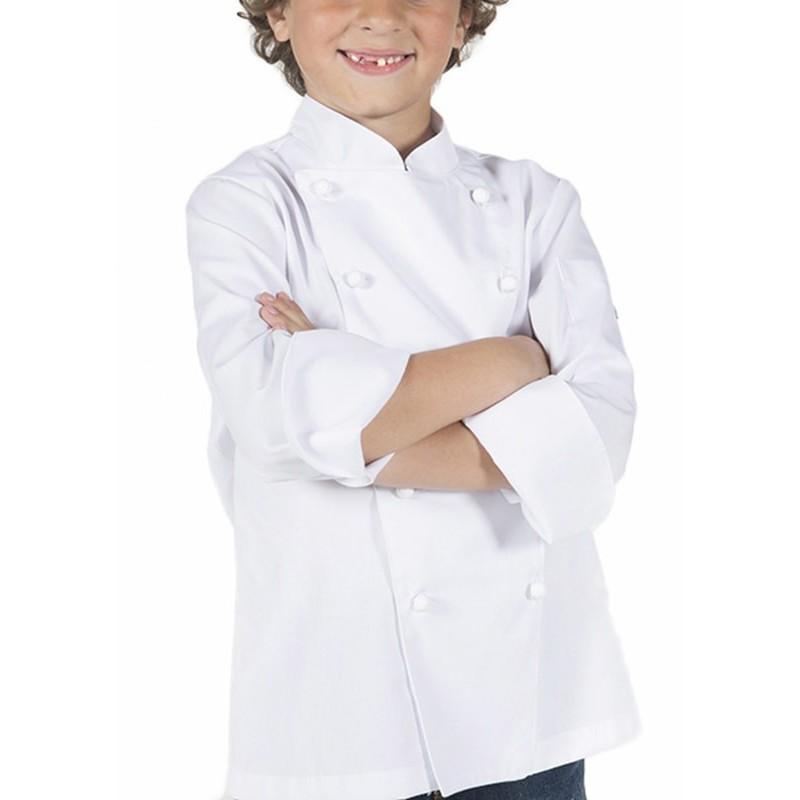 Chaquetilla de cocina infantil