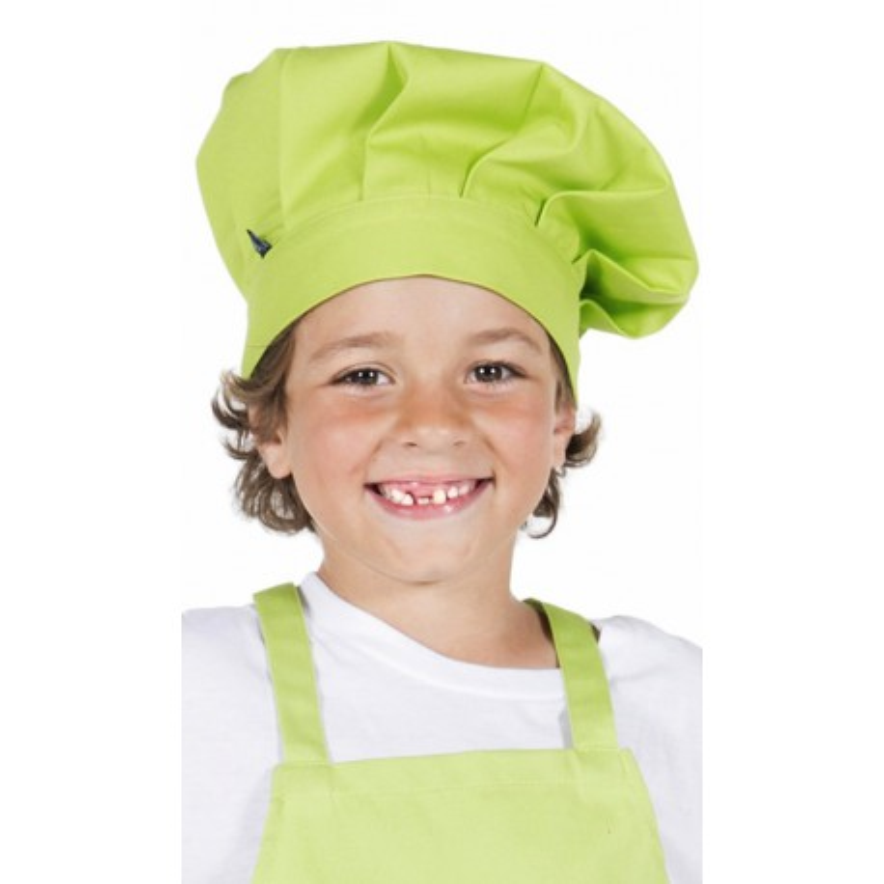 Gorro cocina infantil colores