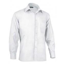 Camisa caballero blanca OPORTOl