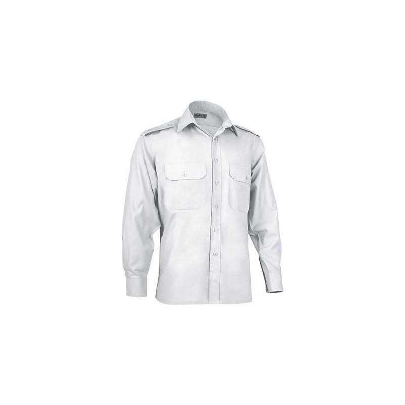 Camisa galoneras manga larga Vigilant