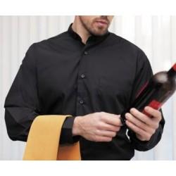 Camisa caballero cuello mao