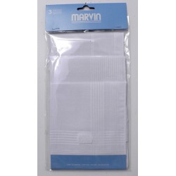 Pañuelo Guasch 30x30 blanco