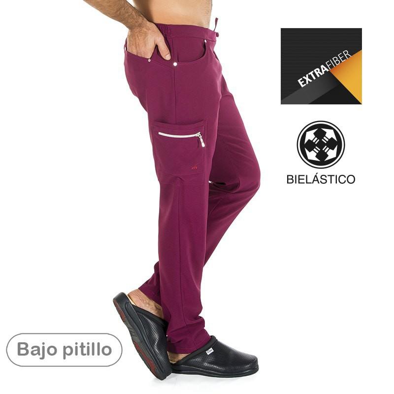 Pantalón multibolsillos extrafiber