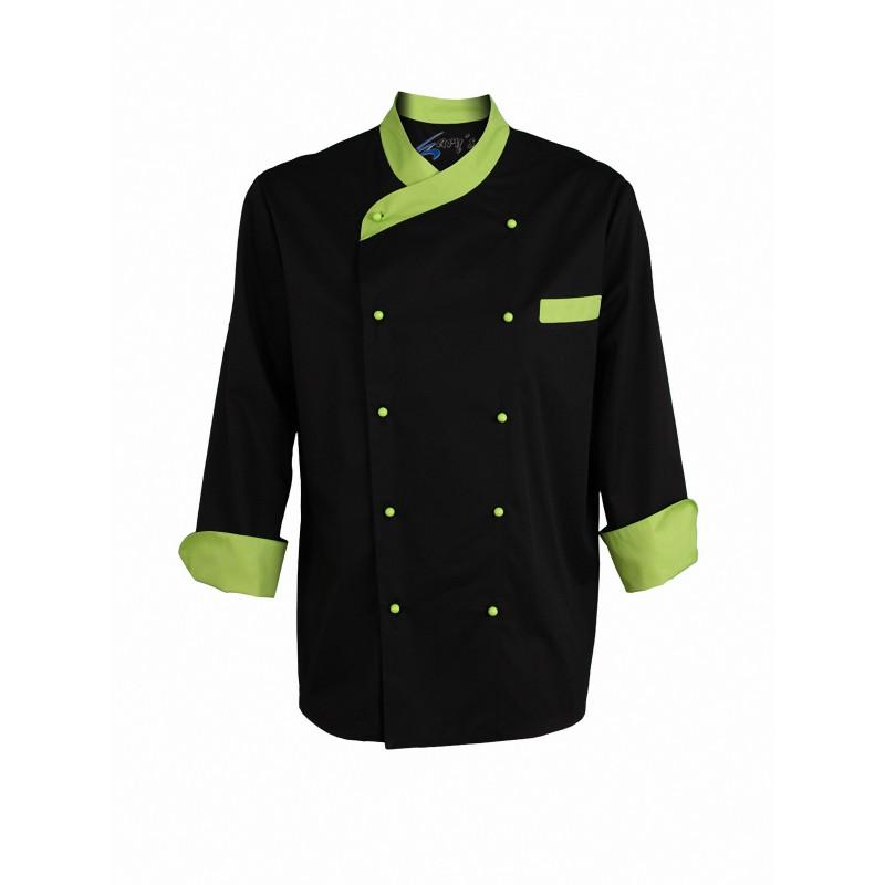 Chaquetilla cocina bicolor 9308