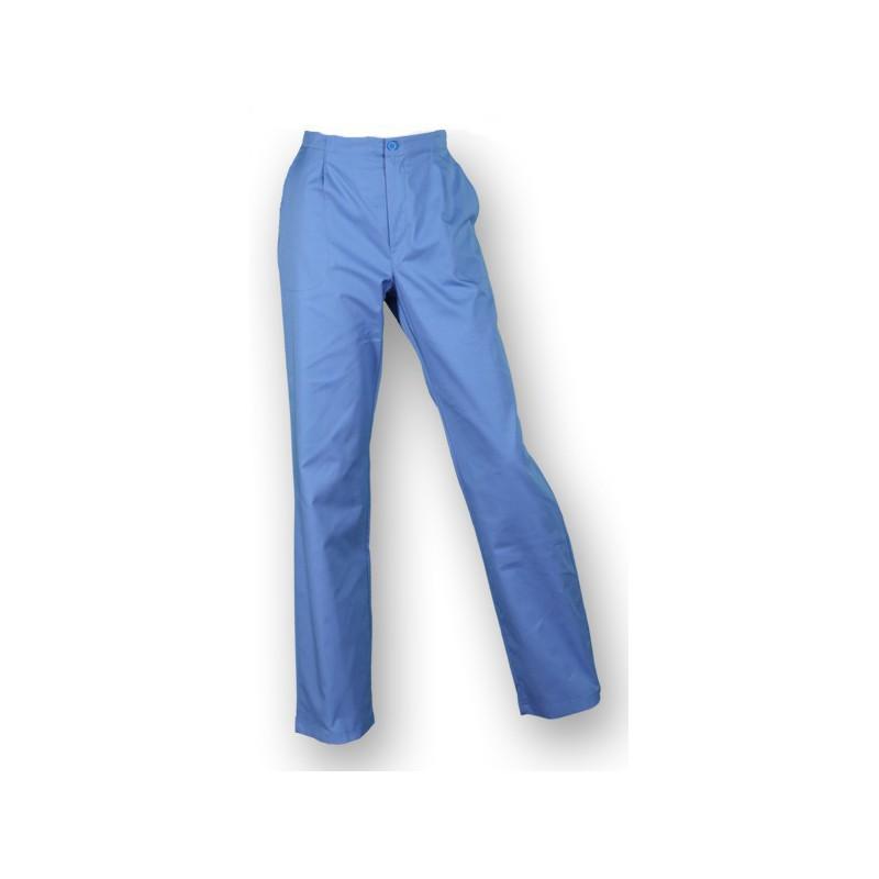Pantalón con media gomas
