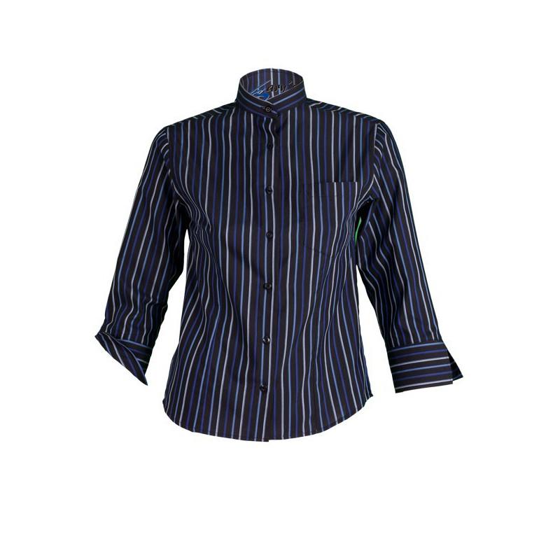Camisa 3/4 mao mujer 2492