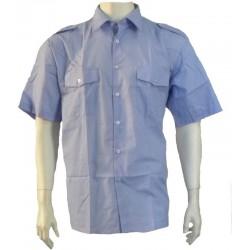 Camisa caballero con hombreras