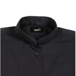 Camisa de mujer cuello mao