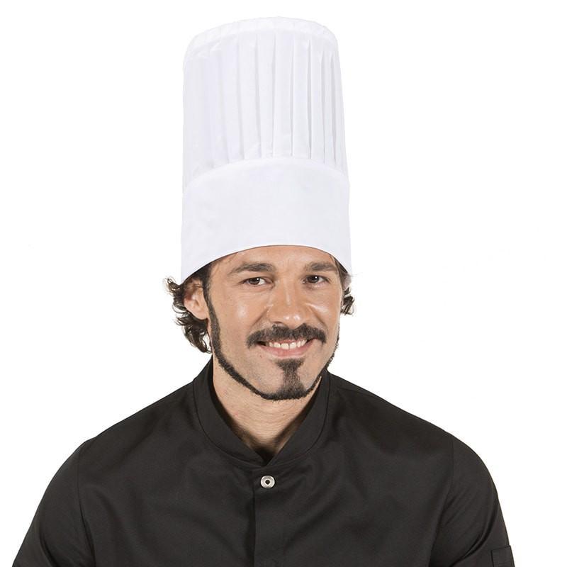 Gorro alto gran chef