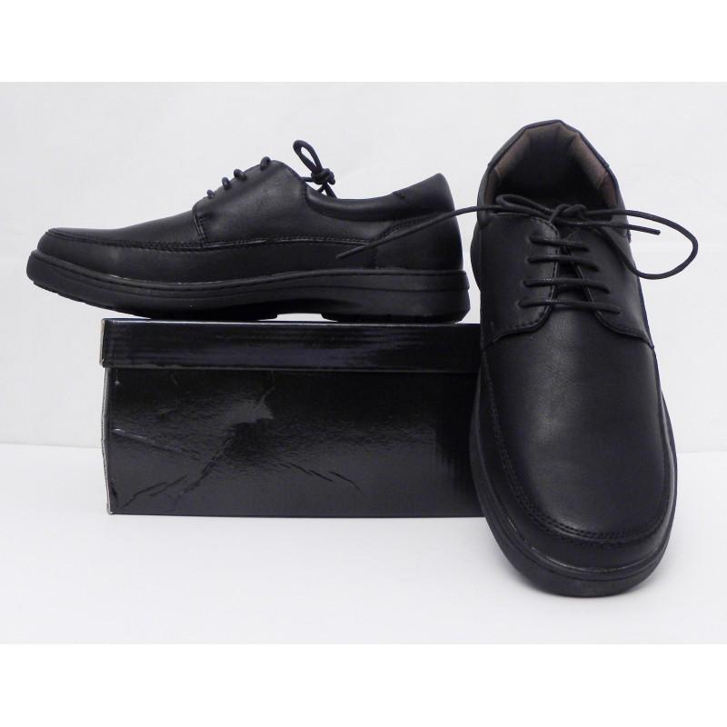 Zapato Pezatti con cordones