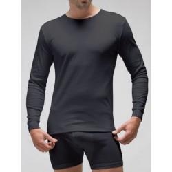 Camiseta de invierno Rapife 830 negro