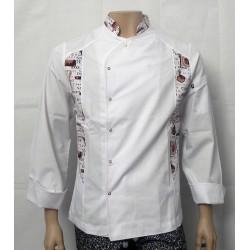 Chaquetilla de cocina coolmax cacerolas 380160