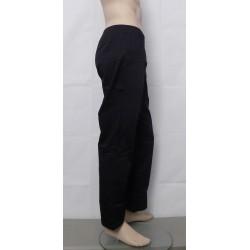 Pantalón clásico negro elástico