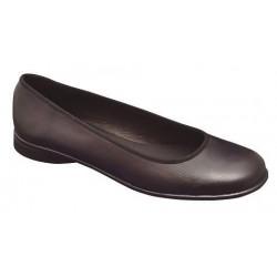 Zapato bailarina sin correa