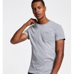 Camiseta MC con bolsillo...